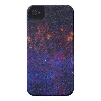 Coque Case-Mate iPhone 4 Motif d'atome
