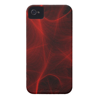 Coque Case-Mate iPhone 4 motif rouge de laser