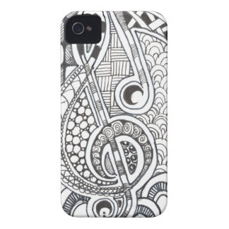 Coque Case-Mate iPhone 4 Musix