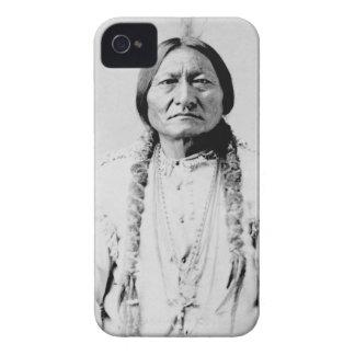 Coque Case-Mate iPhone 4 Natif américain de Taureau de séance