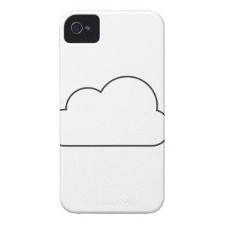 Coque Case-Mate iPhone 4 Nuage simple