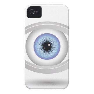 Coque Case-Mate iPhone 4 oeil bleu