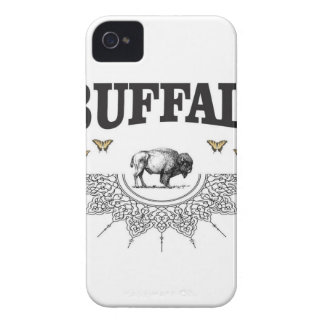 Coque Case-Mate iPhone 4 ombre de taureau de bison