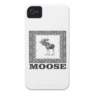Coque Case-Mate iPhone 4 orignaux de taureau dans une boîte
