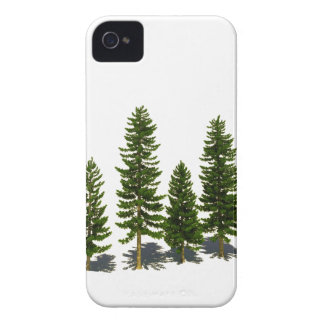 Coque Case-Mate iPhone 4 Parmi les plantes vertes