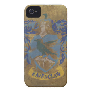 Coque Case-Mate iPhone 4 Peinture rustique de Harry Potter | Ravenclaw