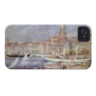 Coque Case-Mate iPhone 4 Pierre un Renoir | le vieux port de Marseille