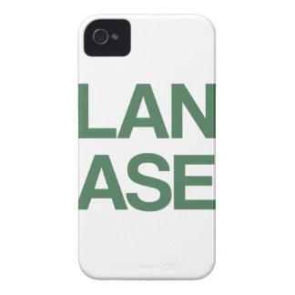 Coque Case-Mate iPhone 4 Plante basé