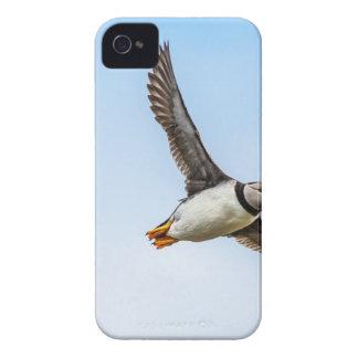 Coque Case-Mate iPhone 4 Plume de mouche de faune de vol de mer d'oiseau de