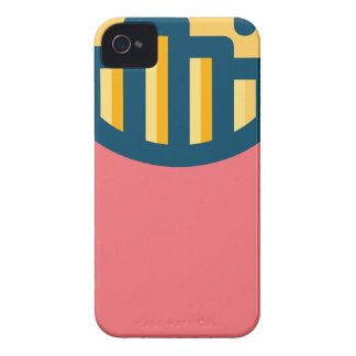 Coque Case-Mate iPhone 4 Pommes frites