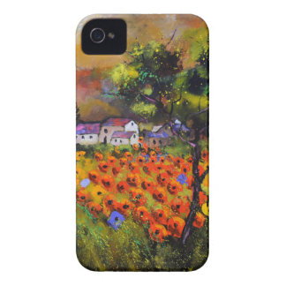 Coque Case-Mate iPhone 4 poppies887101.JPG