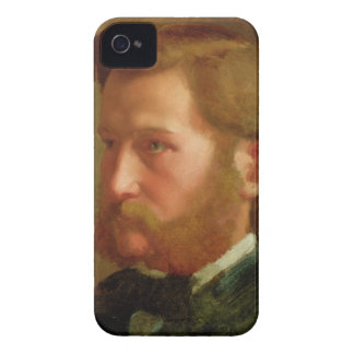 Coque Case-Mate iPhone 4 Portrait d'Edgar Degas | de Paul Vapincon