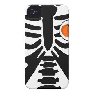 Coque Case-Mate iPhone 4 rayon X de citrouille