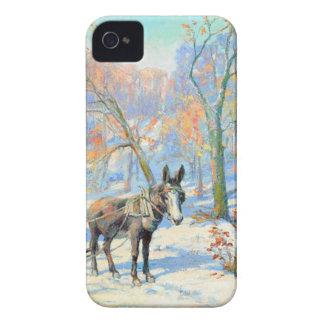 Coque Case-Mate iPhone 4 Récolte d'automne de l'impressionisme  