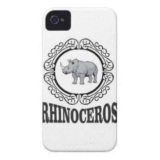 Coque Case-Mate iPhone 4 Rhinocéros dans la tasse