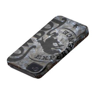 Coque Case-Mate iPhone 4 rodéo de cowboy de cheval de ruée de pays