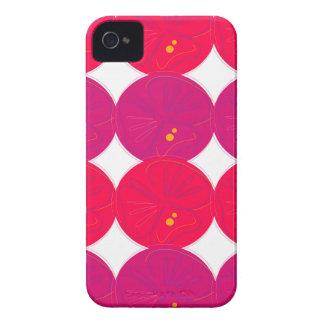 Coque Case-Mate iPhone 4 Rose de tranches de citrons de conception