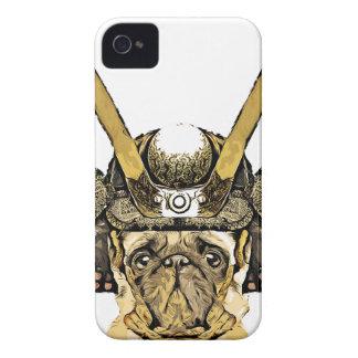 Coque Case-Mate iPhone 4 samurai_pug