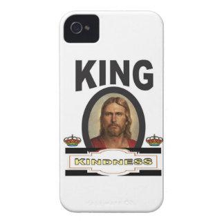 Coque Case-Mate iPhone 4 seigneur de gentillesse de roi