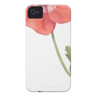 Coque Case-Mate iPhone 4 Si j'avais une fleur