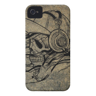 Coque Case-Mate iPhone 4 Skull-and-crossbones