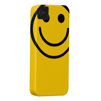 Coque Case-Mate iPhone 4 smiley