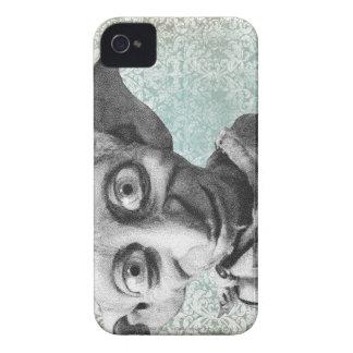Coque Case-Mate iPhone 4 Sourire de ratière