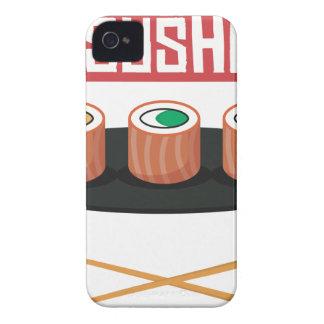 Coque Case-Mate iPhone 4 Sushi