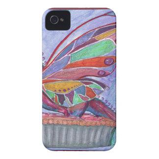 Coque Case-Mate iPhone 4 Tarte aux cerises avec le Faery et la fée de