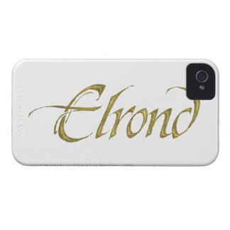 Coque Case-Mate iPhone 4 Texturisé nommé d'ELROND™