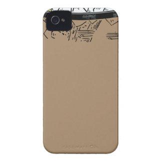 Coque Case-Mate iPhone 4 Thé de glace