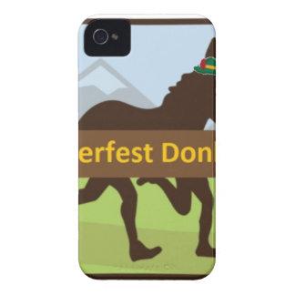 Coque Case-Mate iPhone 4 Tiret d'âne de Donktoberfest