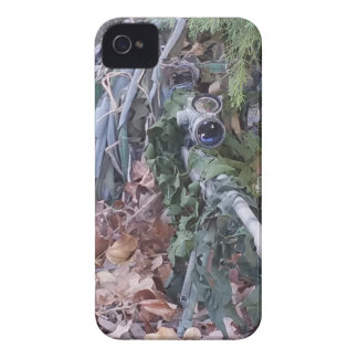 Coque Case-Mate iPhone 4 Tireur isolé