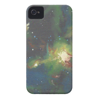 Coque Case-Mate iPhone 4 Univers profond