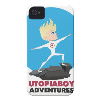 Coque Case-Mate iPhone 4 UtopiaBoy