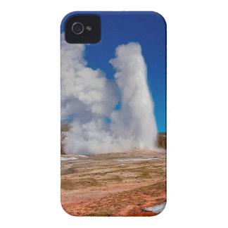 Coque Case-Mate iPhone 4 Vieux fidèle de Yellowstone