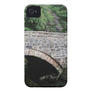 Coque Case-Mate iPhone 4 Vieux pont au-dessus de rivière Glaslyn, Pays de