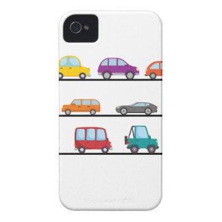 Coque Case-Mate iPhone 4 voitures