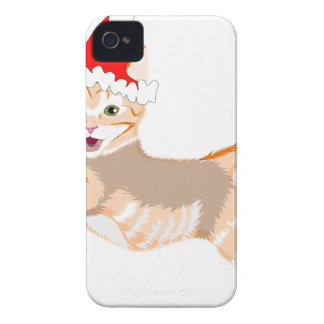 Coque Case-Mate iPhone 4 xmascat