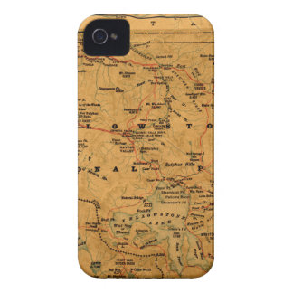 Coque Case-Mate iPhone 4 Yellowstone 1880