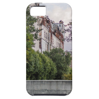 Coque Case-Mate iPhone 5 Abandonned industrial building phone case