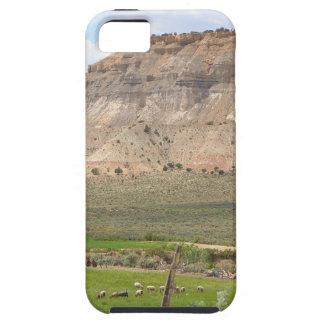 Coque Case-Mate iPhone 5 Agriculture du pays et des collines, l'Utah du sud