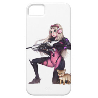 Coque Case-Mate iPhone 5 Barbiegirll   Charlie