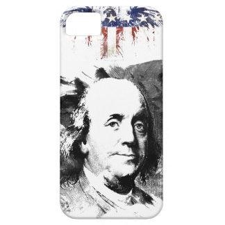 Coque Case-Mate iPhone 5 Benjamin Franklin