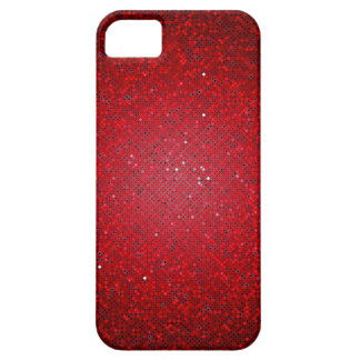 Coque Case-Mate iPhone 5 Caisse rouge de Tough™ de compagnon de l'iPhone 5