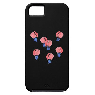Coque Case-Mate iPhone 5 Cas de l'iPhone 5/5s/SE de ballons à air