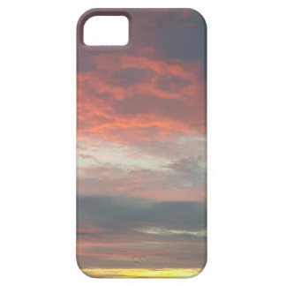 Coque Case-Mate iPhone 5 Cas de l'iPhone 5/5S/SE de ciel d'été de Reykjavik
