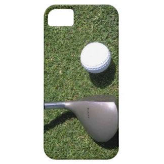 Coque Case-Mate iPhone 5 Cas de l'iPhone 5 de golfeur