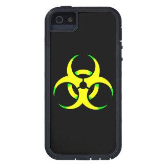 Coque Case-Mate iPhone 5 cas de téléphone de biohazard