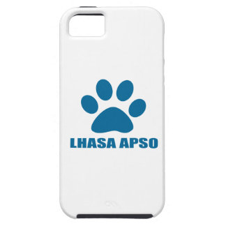 COQUE Case-Mate iPhone 5 CONCEPTIONS DE CHIEN DE LHASA APSO
